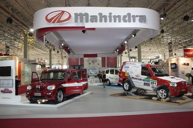 mahindra leading auto mobile companies in india
