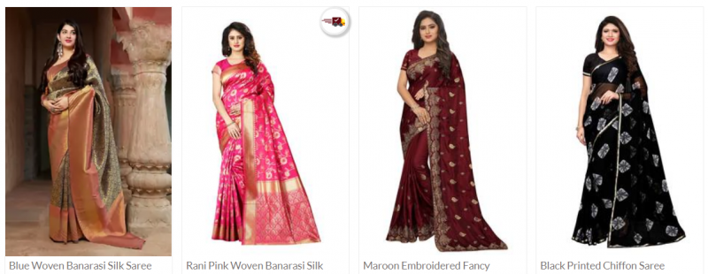Mirraw online saree shopping site in india