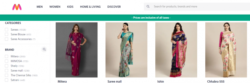 myntra: Online Clothes Shopping