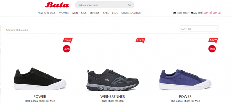 Bata best shoes for men
