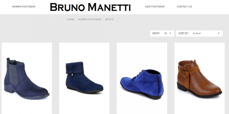 Bruno Manetti best shoe brand in india