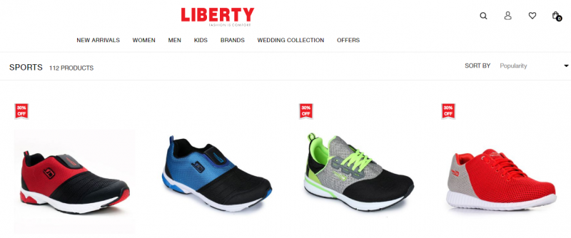 Liberty best shoes for men