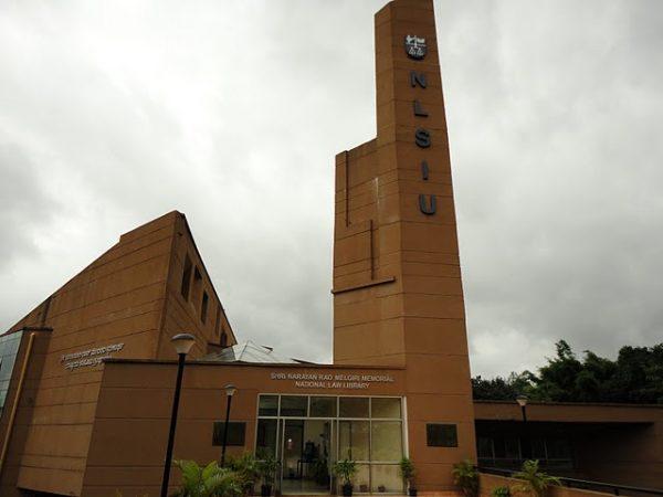 National Law School of India University, Bangalore