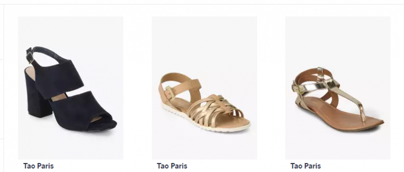 Tao Paris shoe brand for women