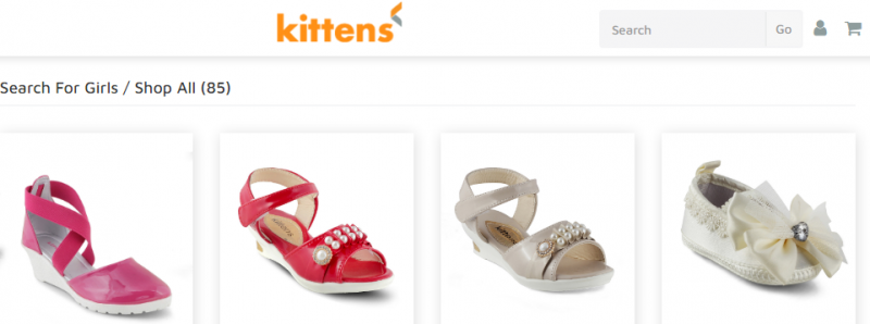 kittens shoes for women