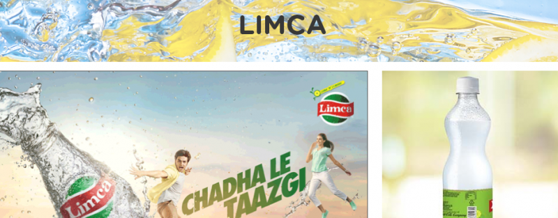 limca cold drink brand