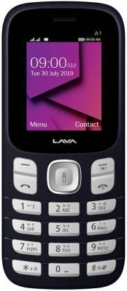 Lava A1 keypad phone