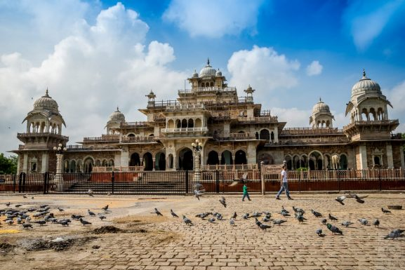 Albert Hall Museum: Place To Visit In Jaipur