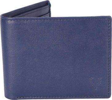 Allen Solly casual blue wallet Best Wallet Under INR 1500/-