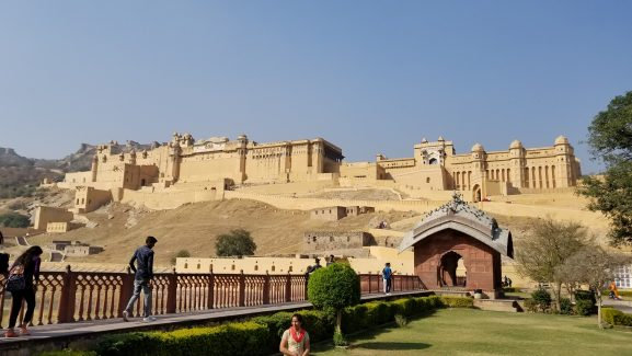 Amber Palace: Place To Visit In Jaipur
