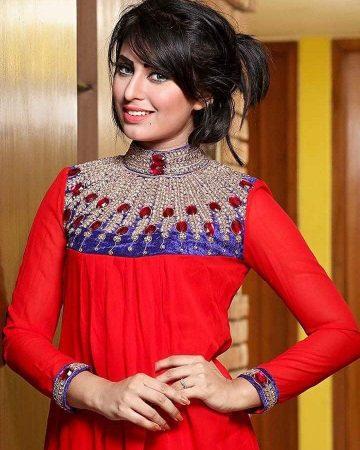 Anika Kabir Shokh Female Actor of Bangladesh
