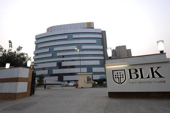 BLK Super Speciality Hospital, Delhi Best Hospital In India
