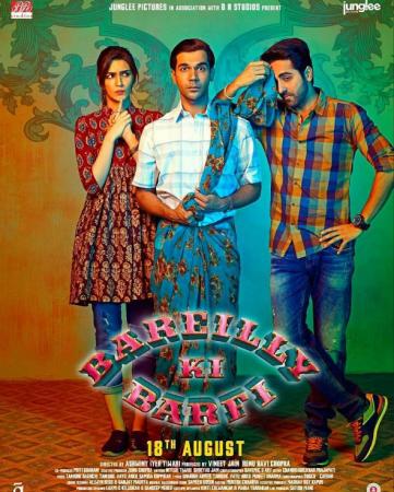 Bareilly Ki Barfi (imdb- 7.5) Bollywood Romantic Movie