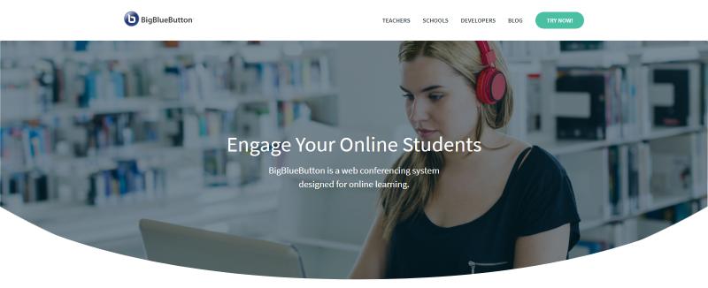 BigBlueButton: Online Classes