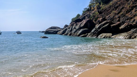 Butterfly Beach: Place To Visit In Goa