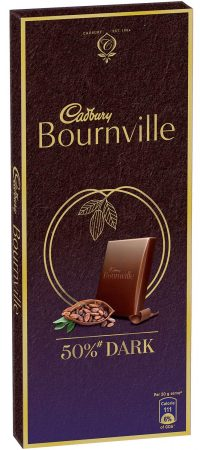 Cadbury Bournville Chocolate: Best Dark Chocolate In India