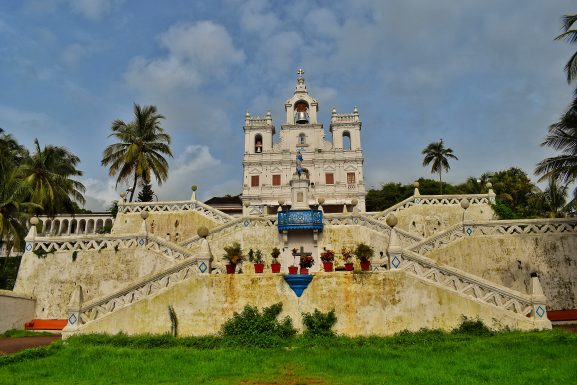 Church of Our Lady of the Immaculate Conception: Place To Visit In Goa