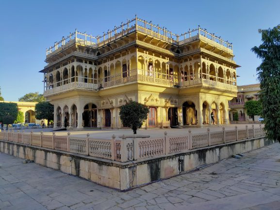 City Palace: Place To Visit In Jaipur