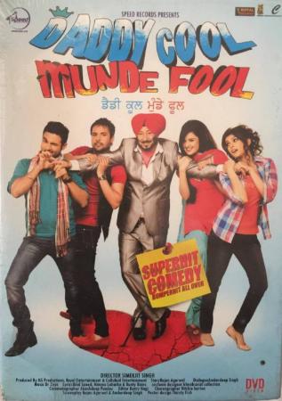 Daddy Cool Munde Fool. (2013) Best Comedy Punjabi Movie
