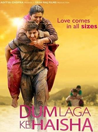 Dam Laga Ke Haisha (imdb- 7.5) Bollywood Romantic Movie