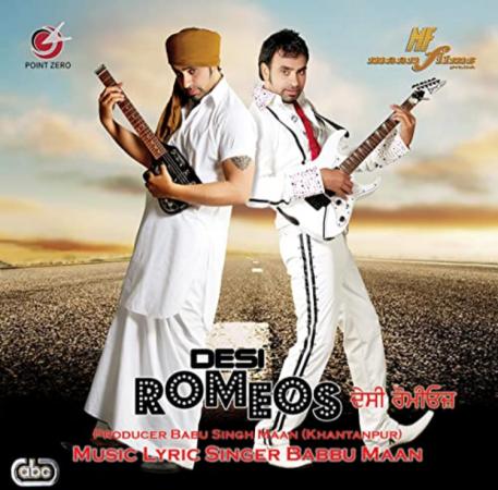 Desi Romeo (2012) Best Comedy Punjabi Movie