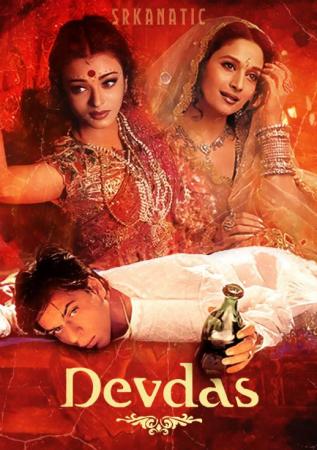 Devdas (imdb- 7.6) Bollywood Romantic Movie