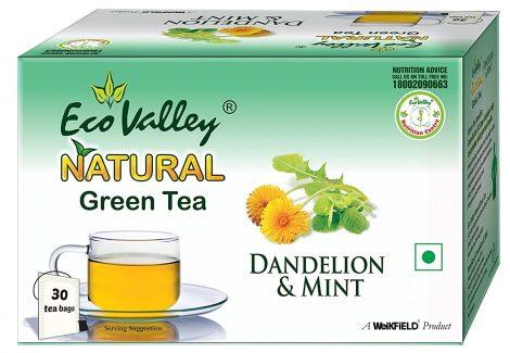 Eco Valley Organic Green Tea: Best Green Tea