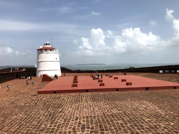 Fort Aguda: Place To Visit In Goa