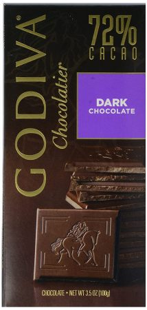 Godiva Dark Chocolate: Best Dark Chocolate In India