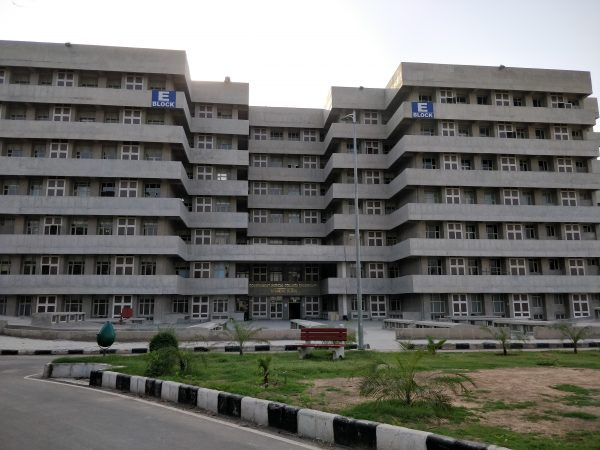 Government Medical College and Hospital, Chandigarh: mbbs teaching college