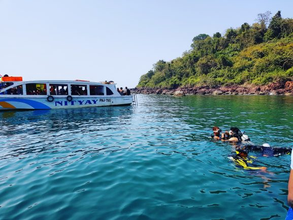 Grand Island: Place To Visit In Goa