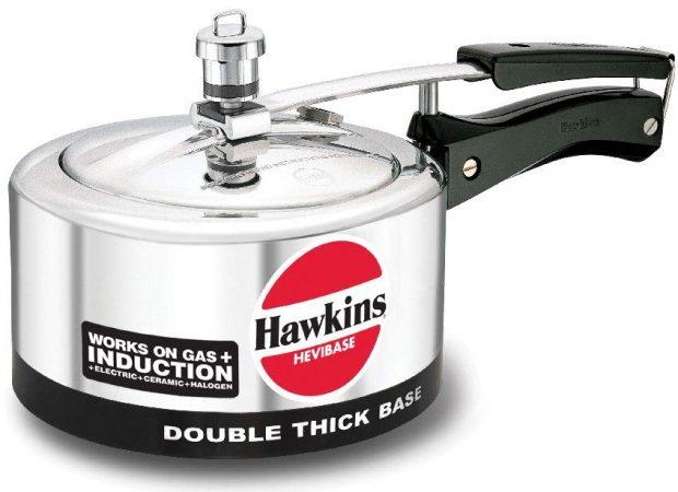 Hawkins Hevibase Aluminium Induction Model Pressure Cooker Best Rice Cooker In India