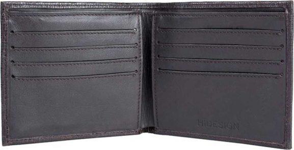 Hidesign brown wallet Best Wallet Under INR 1500/-