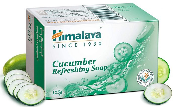 Himalaya Herbals Refreshing Cucumber & Coconut Soap: Best Soap For Women