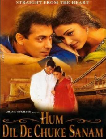 Hum Dil De Chuke Sanam (imdb- 7.5) Best 90s Bollywood Romantic Movie
