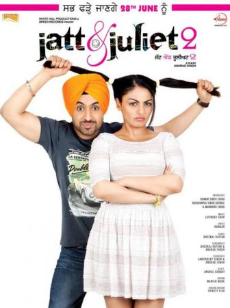 Jatt and Juliet 2 (2013) Best Comedy Punjabi Movie