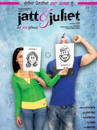 Jatt and Juliet (2012) Best Comedy Punjabi Movie
