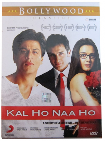 Kal Ho Na Ho (imdb- 8.0) Bollywood Love Story Movie