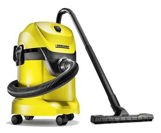 Karcher WD 3 Wet and Dry Vacuum Cleaner Best Vacuum Cleaner
