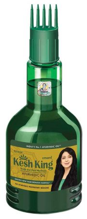 Kesh King Scalp and Hair Ayurvedic Medicinal Oil: Hair Oil For Women