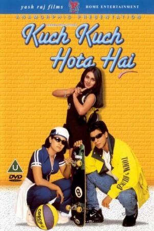 Kuch Kuch Hota Hai (imdb- 7.6) Best 90s Bollywood Romantic Movie
