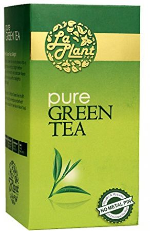 La Plant Green Tea: Best Green Tea Brand
