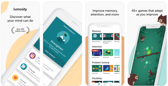 Lumosity Brain Training Best Mind Game