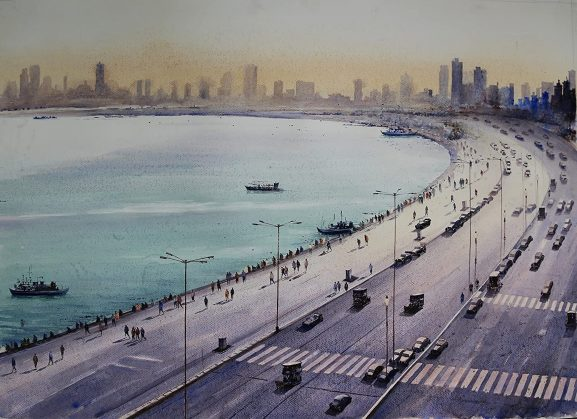 Marine Drive: Place To Visit In Mumbai