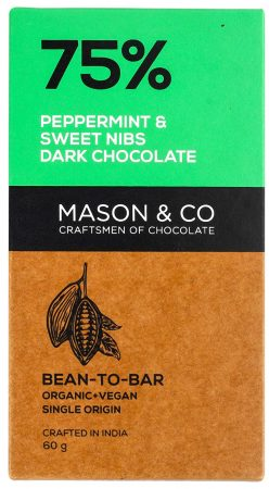 Mason & Co. Intense Dark Organic Chocolate: Best Dark Chocolate In India