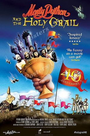 Monty, Python and the Holy Grail