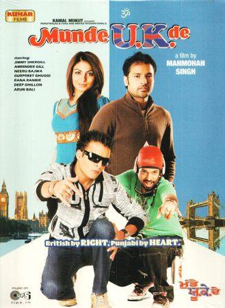 Munde U.K. De (2009) Best Comedy Punjabi Movie