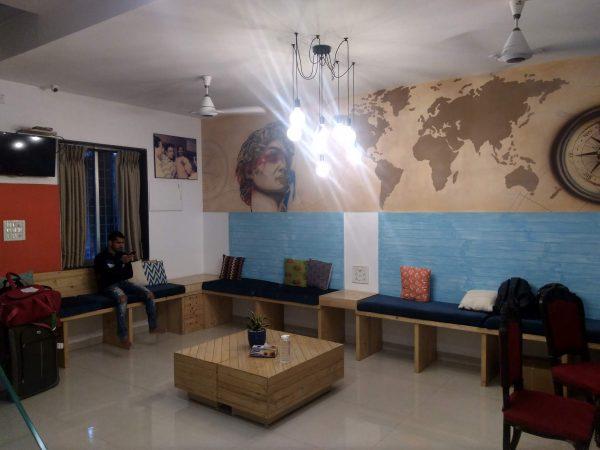 Nap on Map Hostel Best Hostel In Mumbai