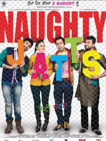 Naughty Jatts (2013) Best Comedy Punjabi Movie