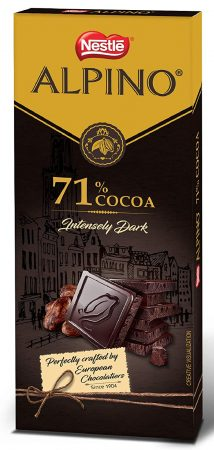 Nestle ALPINO Dark Chocolate: Best Dark Chocolate In India